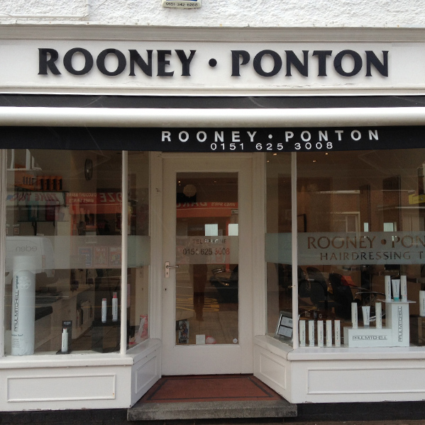 rooney ponton hairdressing salon